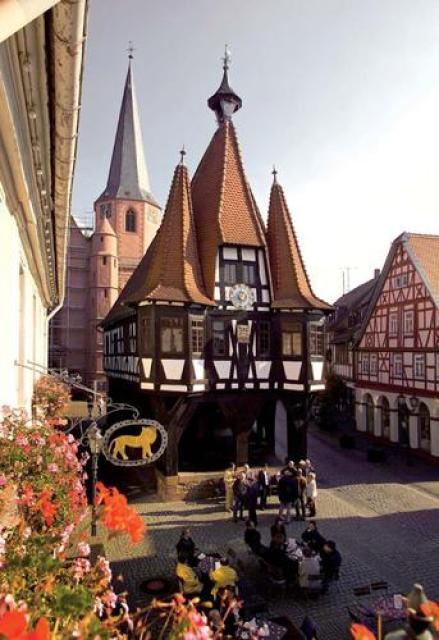 Michelstadt: Altstadtrundgang