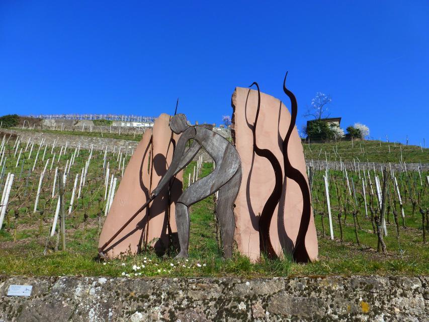 Erlebnispfad Wein und Stein