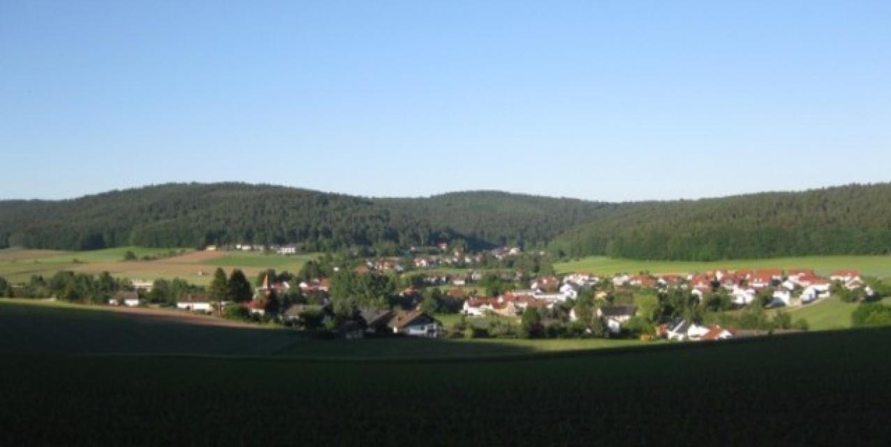Rennrad-Tour Odenwald - Vom Mümlingtal in den Überwald
