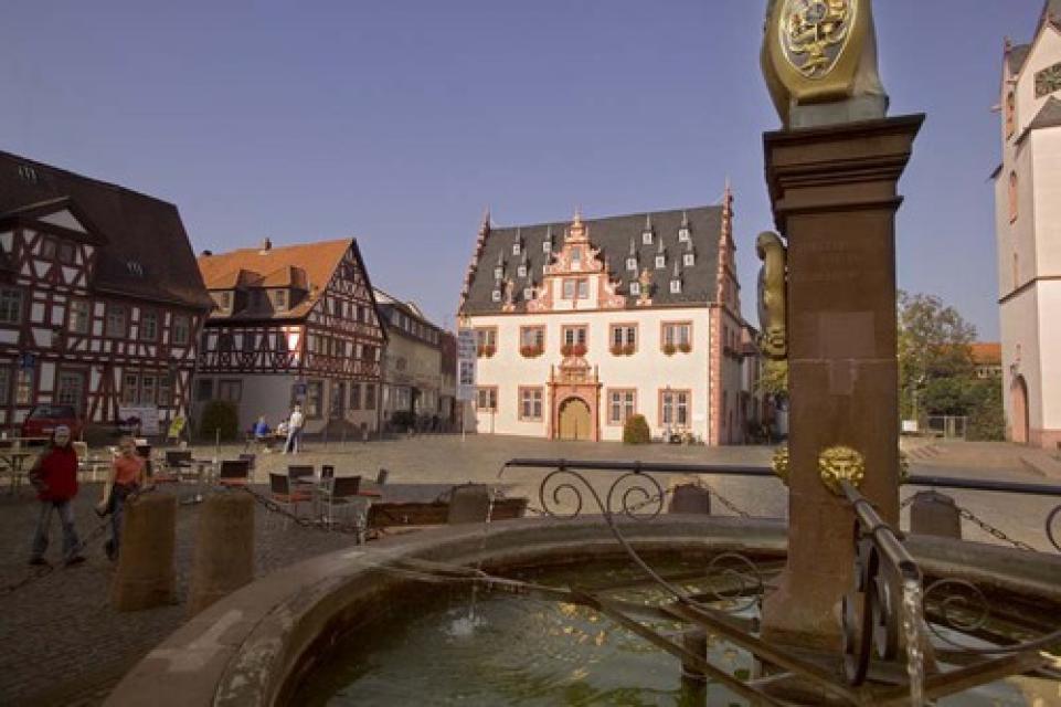 Vier-Städte-Rundfahrt - Zwischen Gersprenz und Bachgau