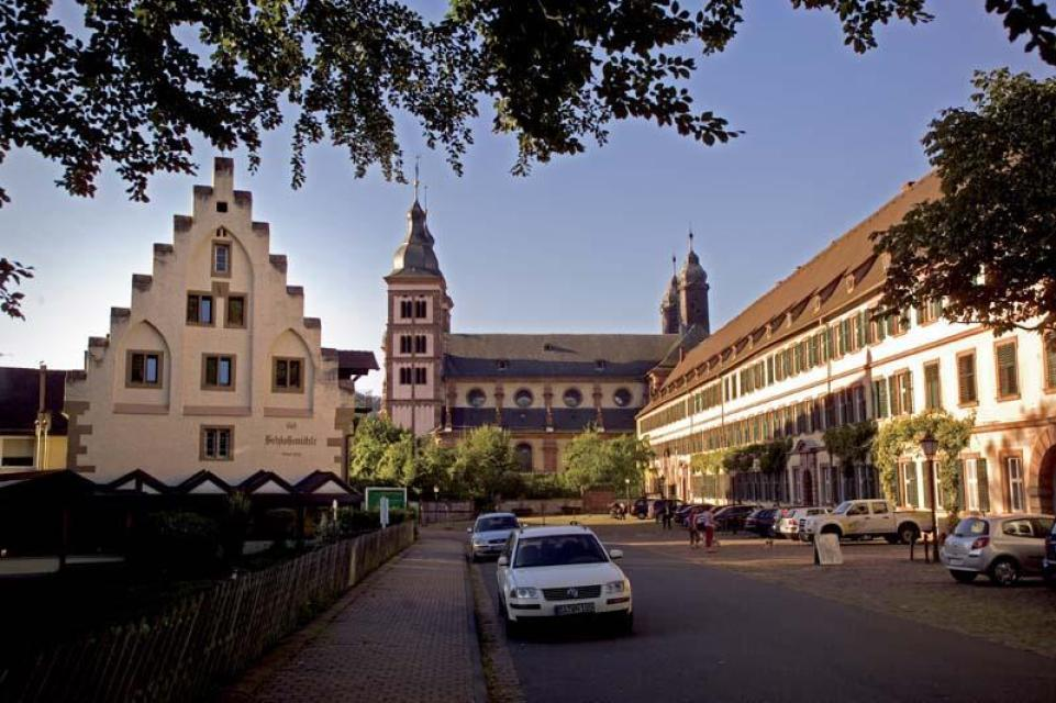 Amorbach: Stadtrundgang mit Audioguide
