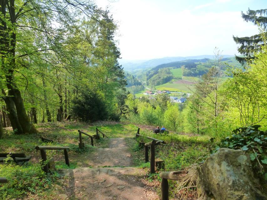 Erlebniswanderweg Fürth-Grasellenbach