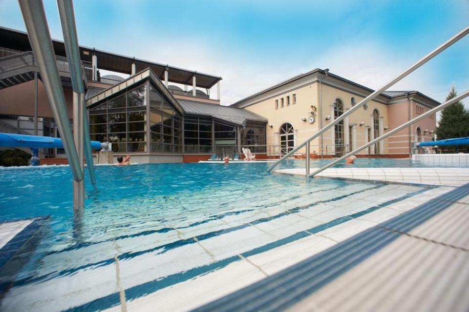 Odenwald Therme Bad Koenig -