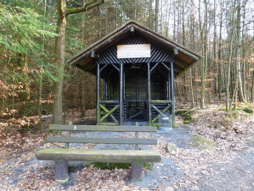 Nordic Walking Tour 6 - Vom Friedhof zur Wacholderquelle