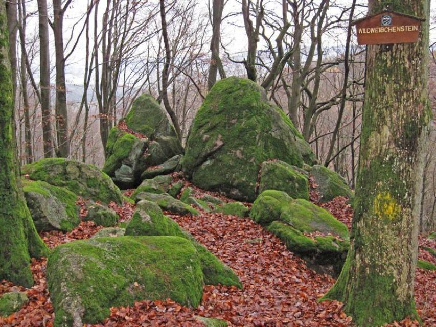 Sagenweg Wildweibchenstein