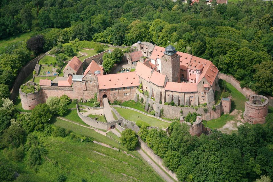 Burg-Breuberg-Weg