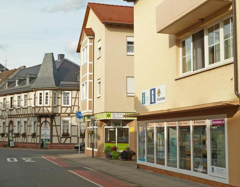 Nordic Walking Tour 1 - Zwischen Kurpark und Mümlingtal