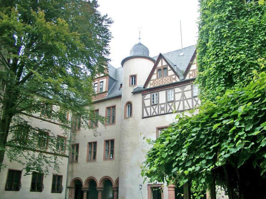 Schloss Babenhausen -