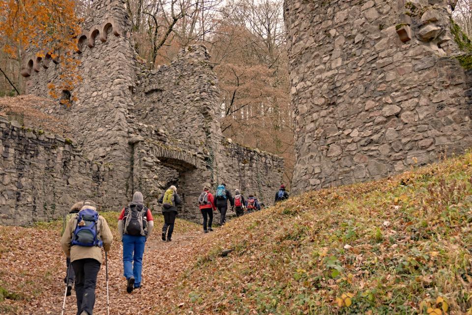 Burg-Rodenstein-Runde