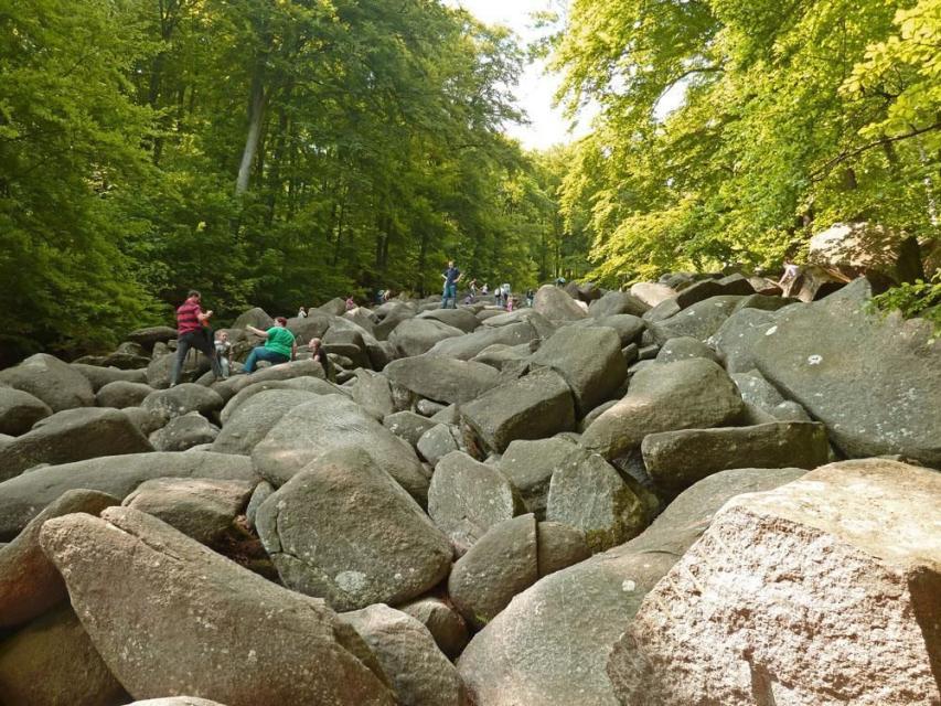 Felsenmeer-Rundweg