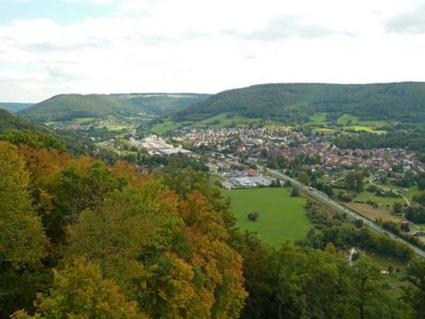 Nordic Walking Tour - Rund um den Gotthardsberg