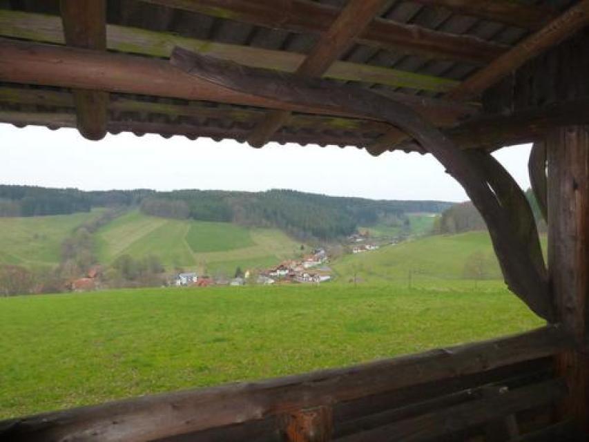 Höhenradwanderweg - Von Würzberg zur Gaimühle