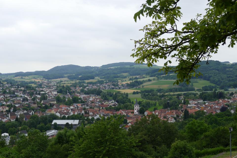 Gersprenztalradweg - Entlang der Gersprenz von Reichelsheim nach Groß-Bieberau