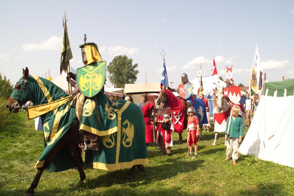 Ritterspiele Lichtenau