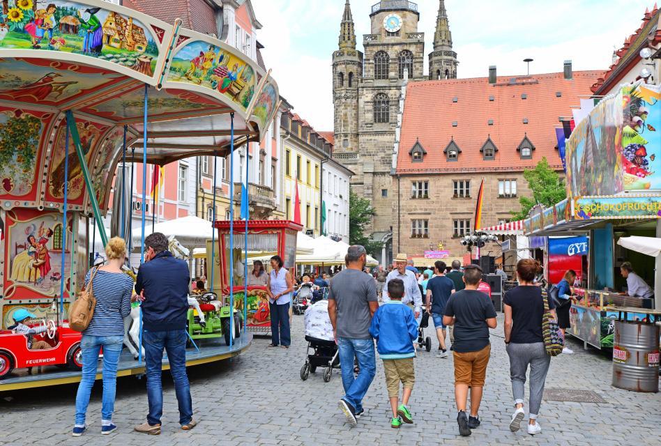 Altstadtfest Ansbach
