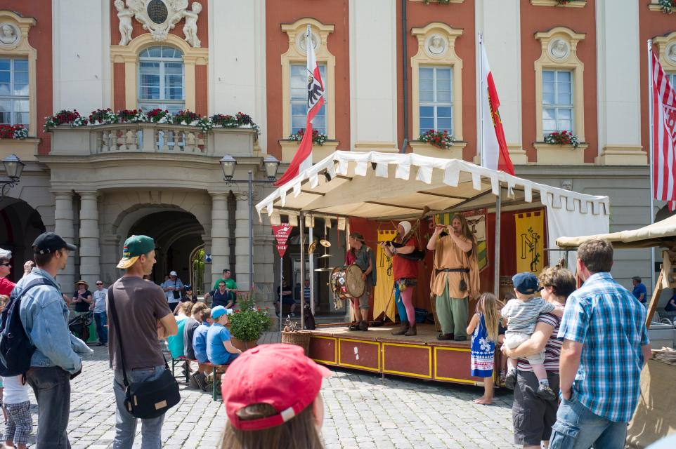 Kiliani Altstadtfest Bad Windsheim