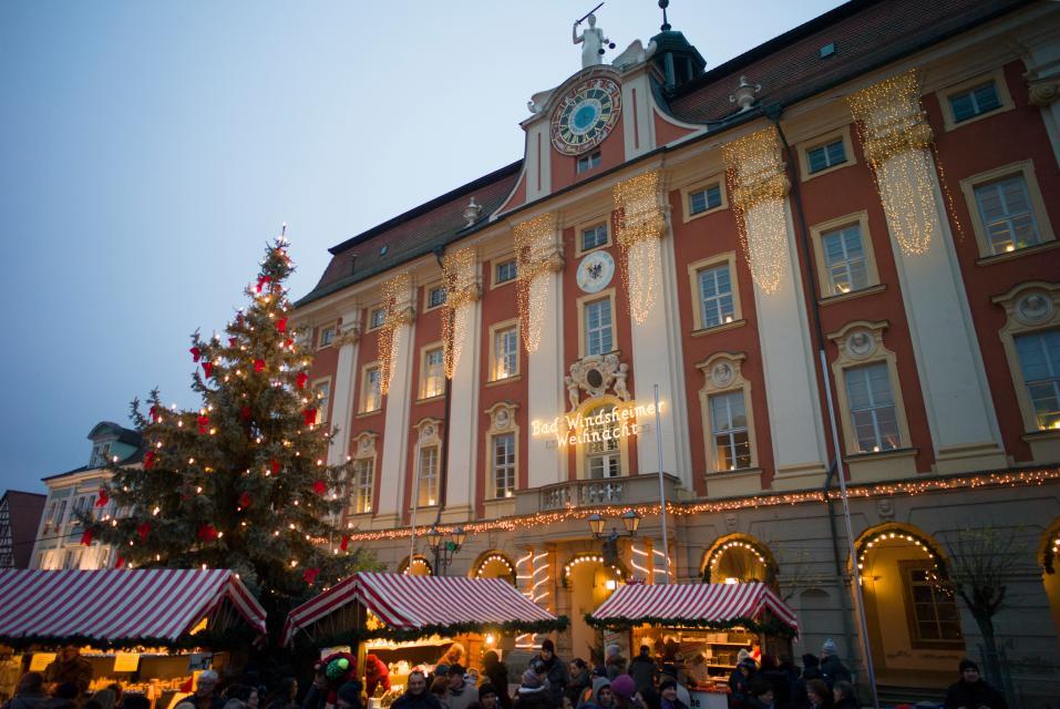 Reichsstädtischer Weihnachtsmarkt Bad Windsheim