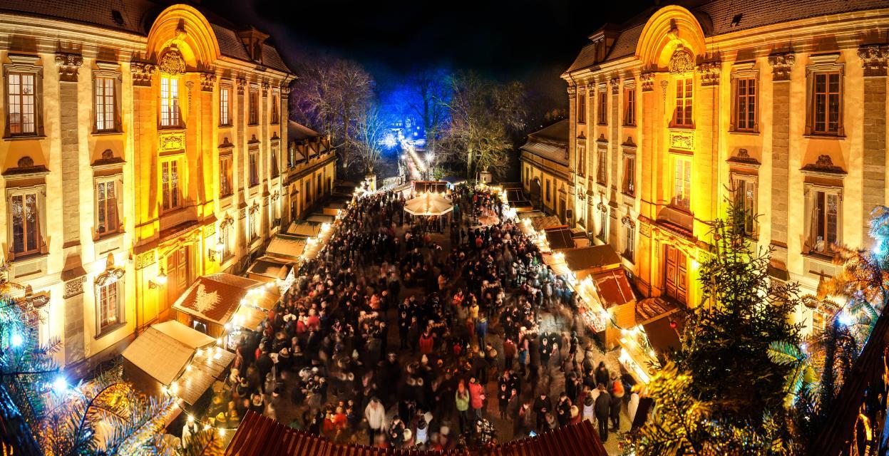 Fürstlicher Weihnachtsmarkt Schillingsfürst