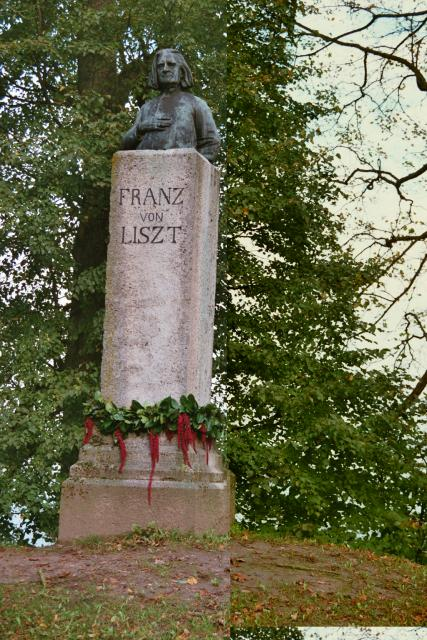 Geburtstagsständchen für Franz Liszt