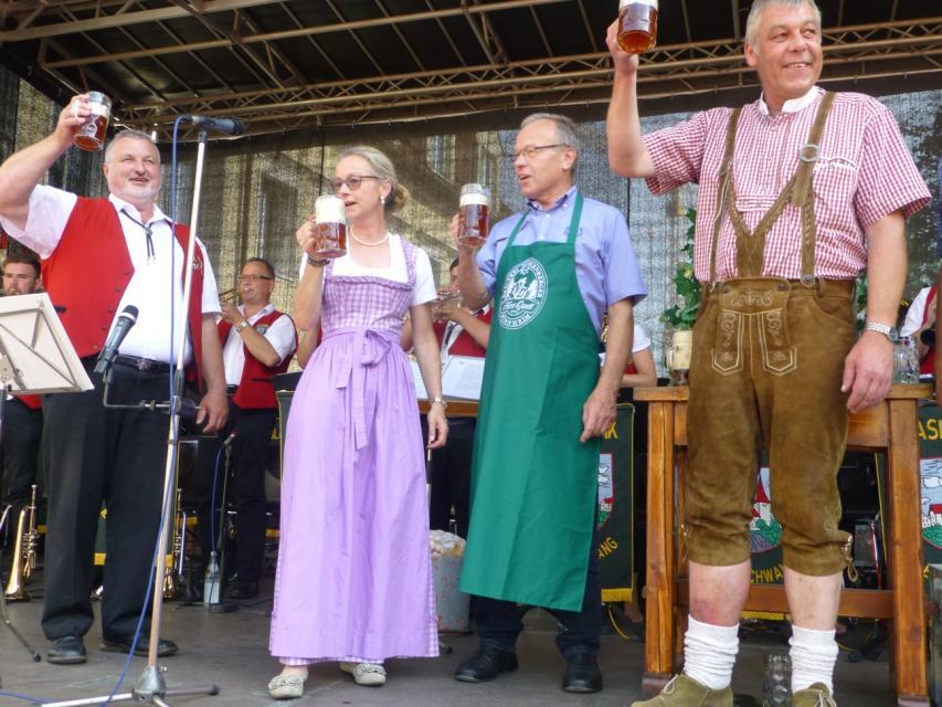 Altstadtfest Wassertrüdingen