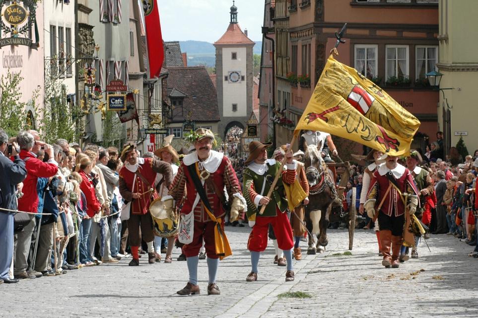 """Historisches Festspiel 1631 """"Der Meistertrunk"""""""