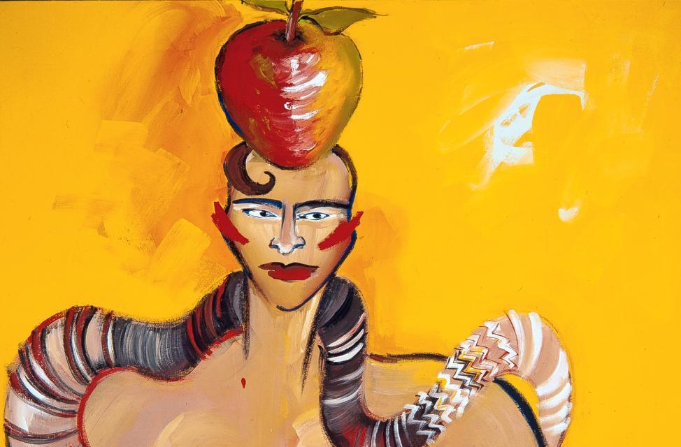 Feuchtwanger Kunstsommer: Fruchtig. Frisch. - Zwischen Versuchung, Verlangen und Vergänglichkeite