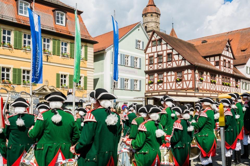 Feuchtwanger Altstadtfest