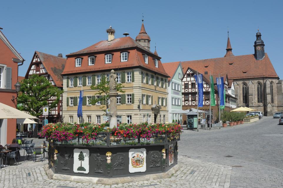 Öffentliche Stadtführung Feuchtwangen