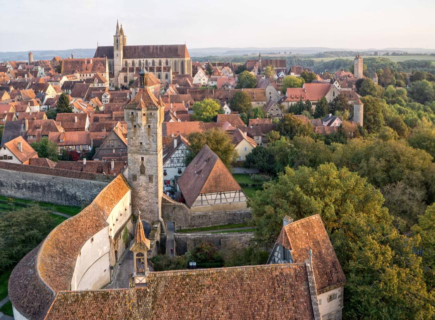 Rothenburger Herbstmesse mit Volksfest