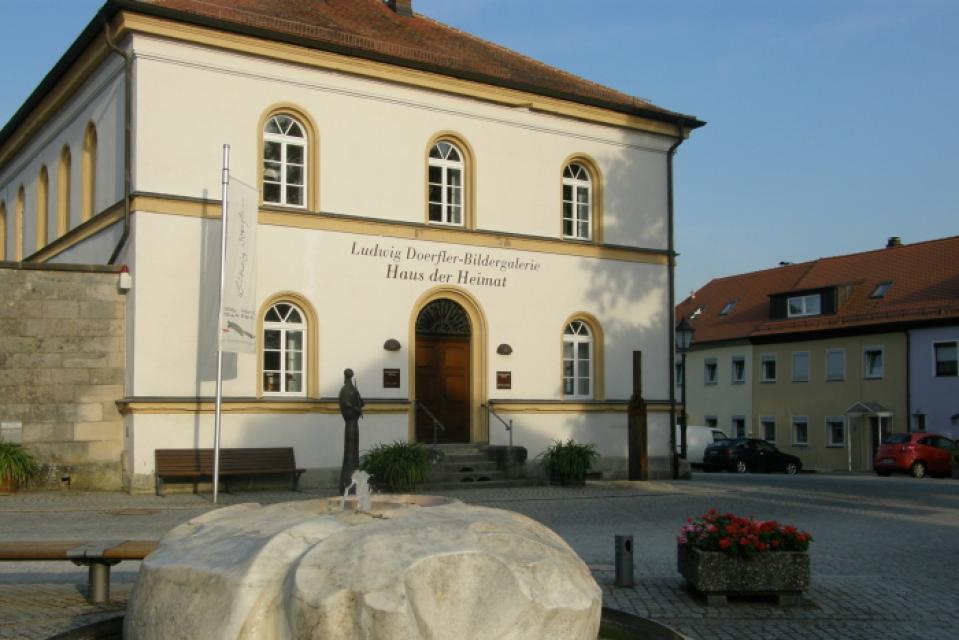 Wanderung in Verbindung mit Ludwig-Doerfler