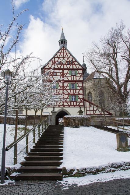 Weihnachtsmarkt Burgbernheim