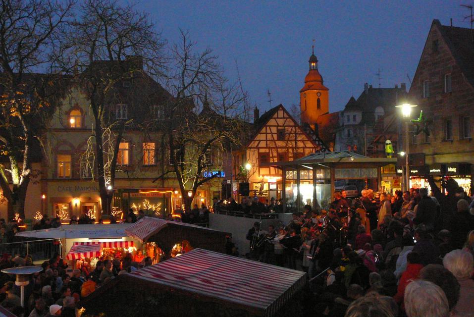 Weihnachtsmarkt Zirndorf
