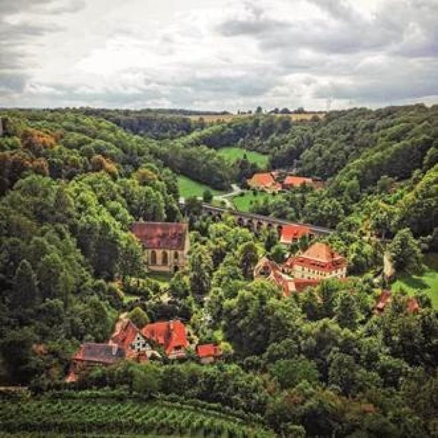 Themenjahre - Pittoresk: Rothenburg als Landschaftgarten