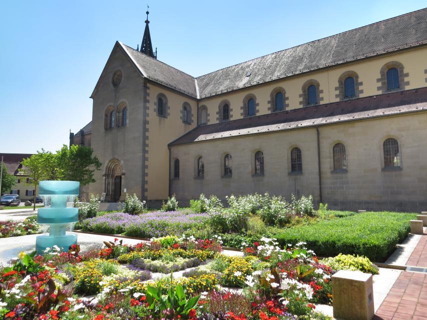 Geistliche Musik im Münster Heilsbronn: ERÖFFNUNG