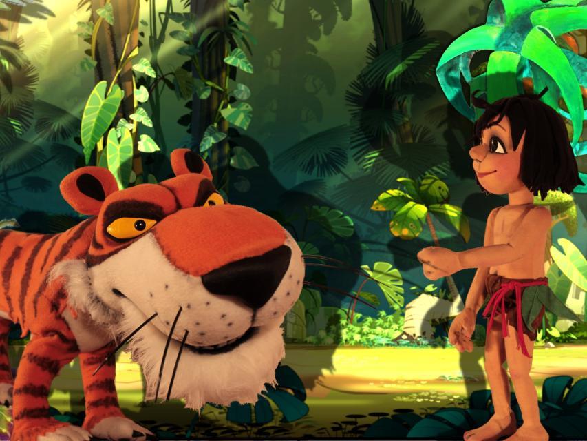 Kindertheater vom Rabenberg: Das Dschungelbuch