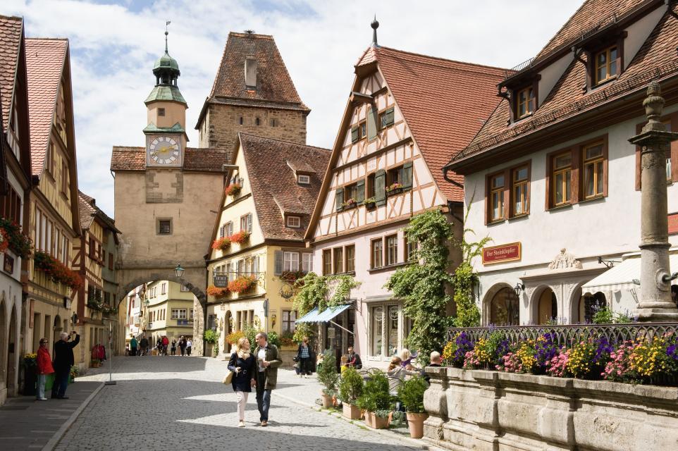 Rothenburg o. d. Tauber - Öffentliche Stadführungen