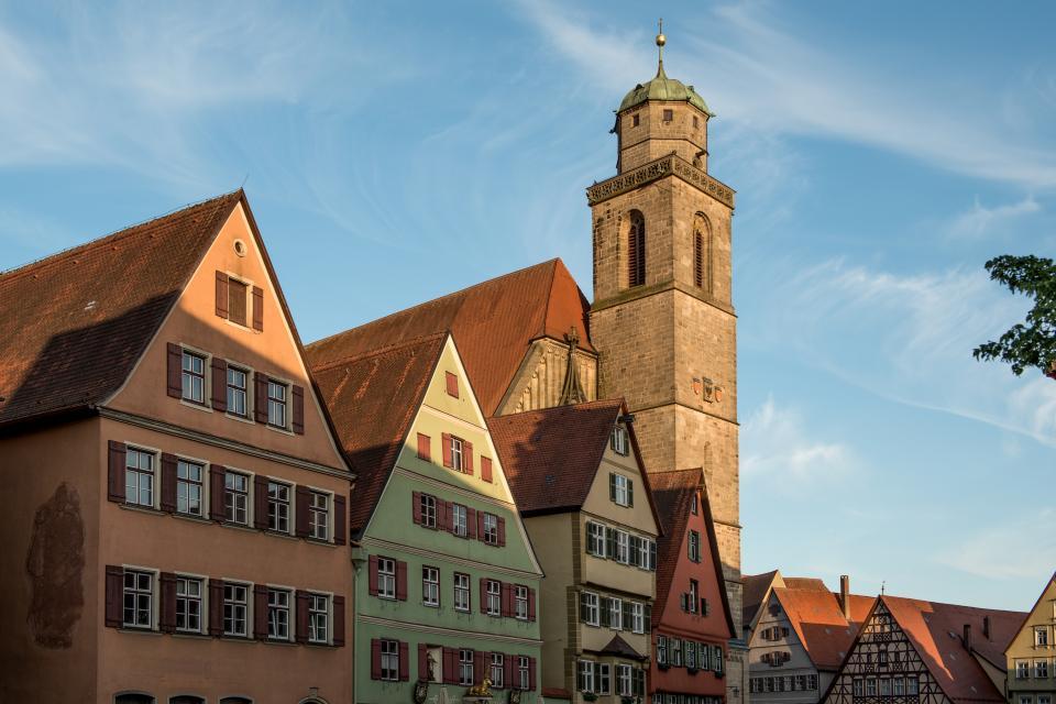 Stadtführung Historische Altstadt Dinkelsbühl
