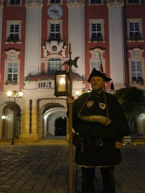 Nachtwächterführung Bad Windsheim