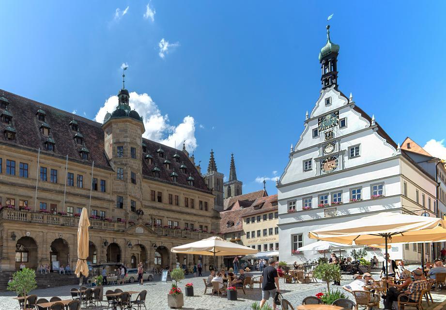 Geisterführung Rothenburg o. d. Tauber