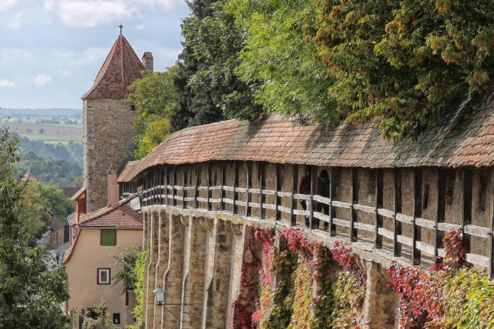 Walburgas Zeitreise - Rothenburg o. d. Tauber