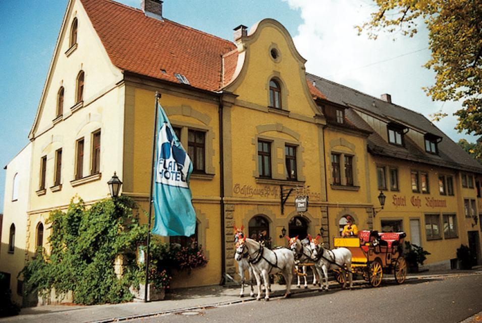 Brennerei Frankenhöhe - FlairHotel Die Post