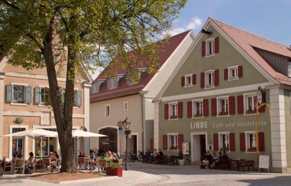Café und Gaststätte LiNDE