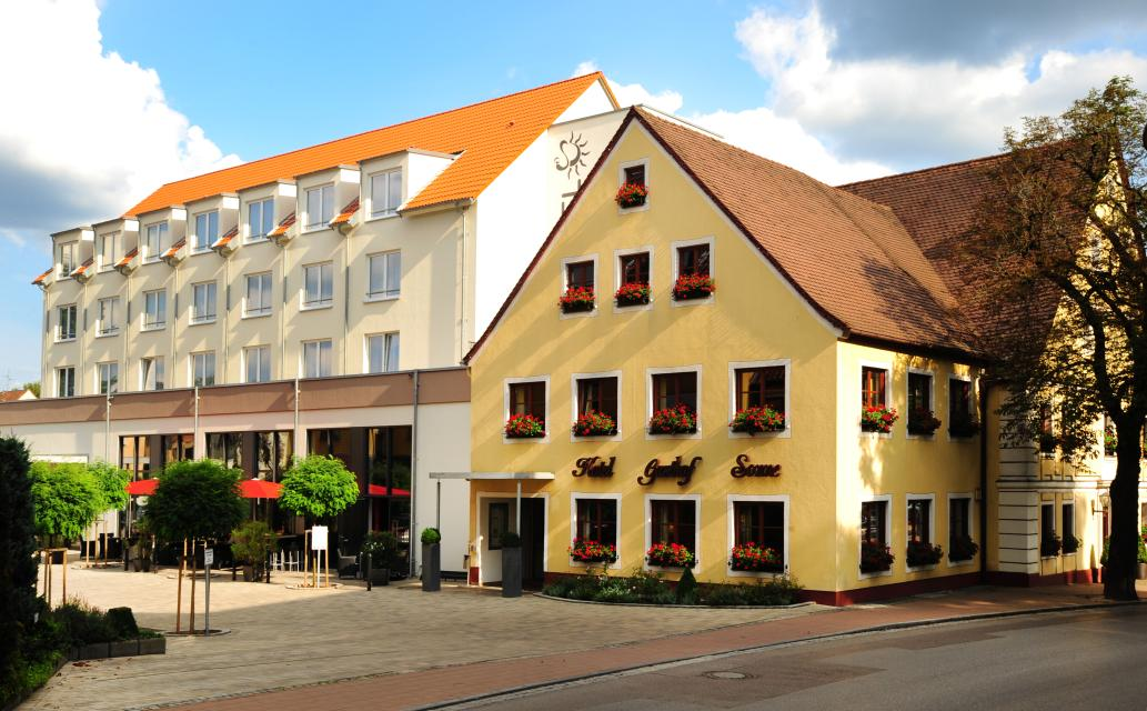 Hotel Sonne Neuendettelsau