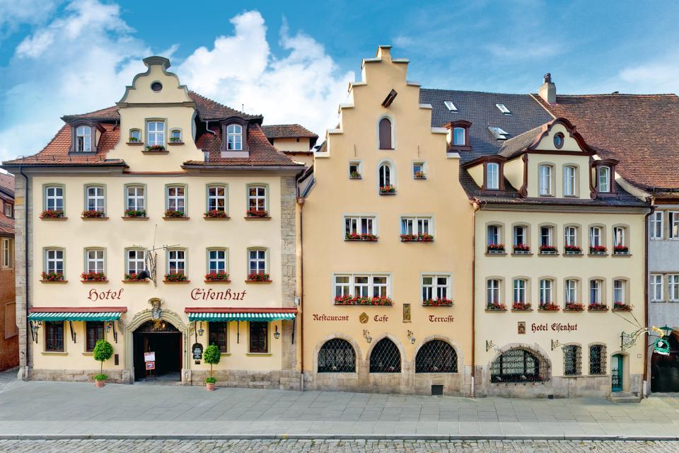 Hotel Eisenhut - Rothenburg ob der Tauber