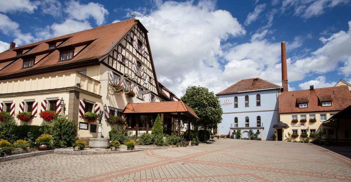 Brauereigasthof-Hotel Landwehr Bräu, Reichelshofen - Brauereigasthof-Hotel Landwehr Bräu, Reichelshofen