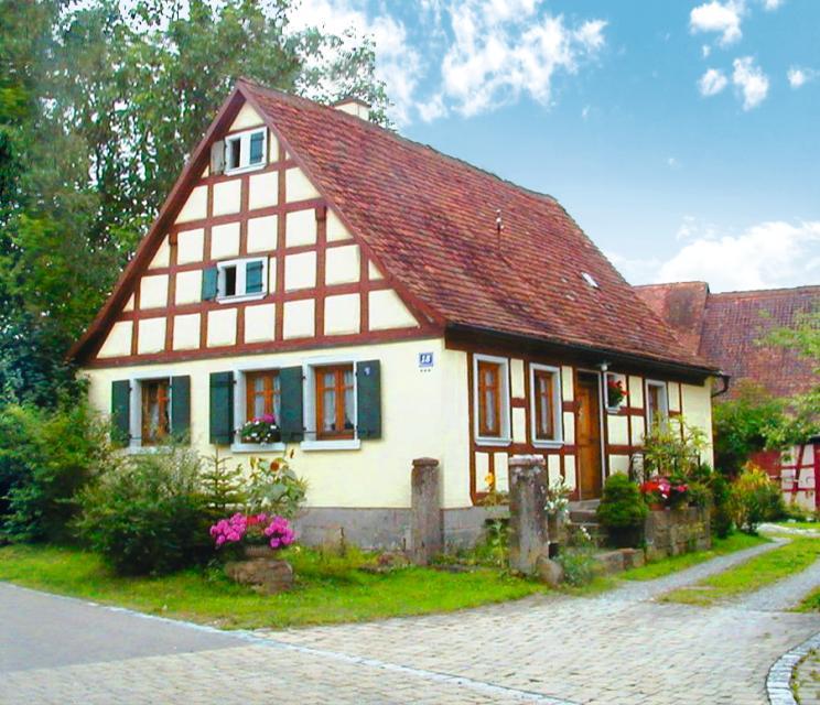 Ferien-Bauernhäuschen Schweinsdorf 18