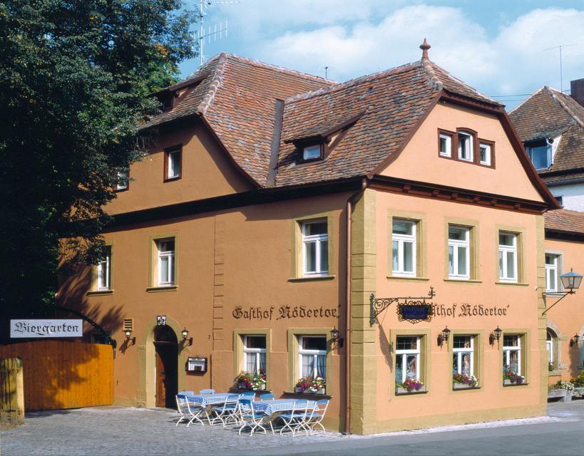 Hotel-Gasthof Rödertor