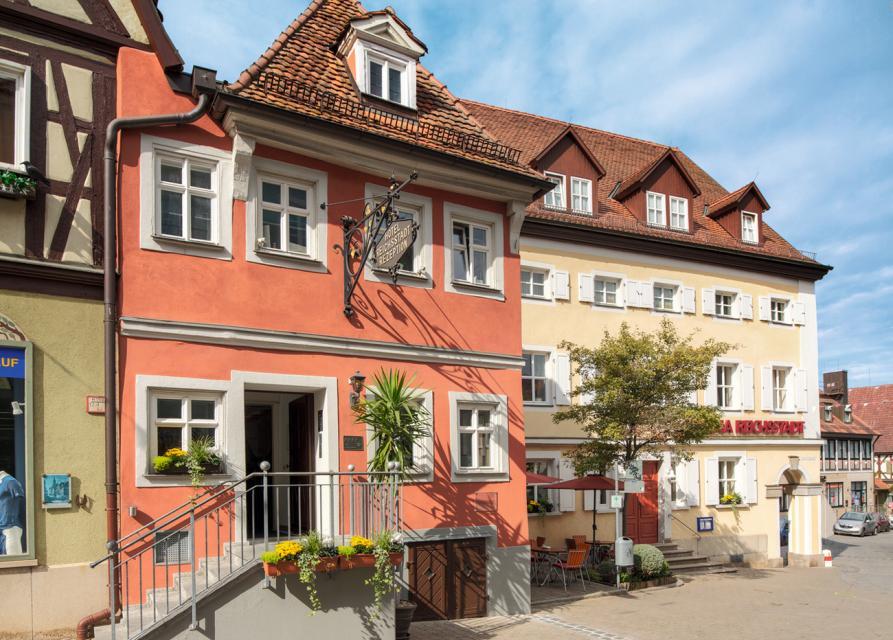 Arvena Reichsstadt - Bad Windsheim