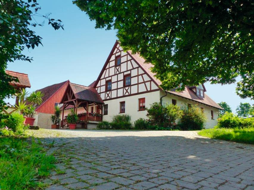 Bauernhofurlaub in Pleikartshof - Gebsattel