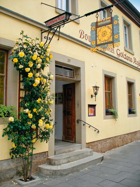 Boutiquehotel Goldene Rose - Rothenburg ob der Tauber